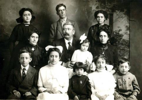 Jose Amarante Garcia family