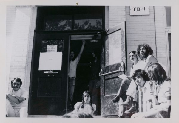 Occupation of TB-1, CU-Boulder